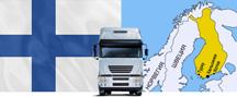 Доставка сборных грузов из Финляндии